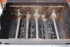 How to Clean and Maintain a Gas Grill The Art of Manliness Clean Gas Grill, Gas Bbq, How To Clean Burners, How To Clean Bbq, Diy Cleaning Products, Cleaning Hacks, Grill Cleaning, All You Need Is, Best Gas Grills