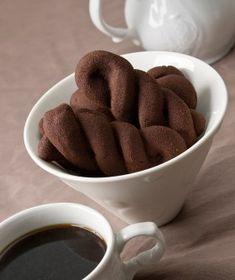 Σοκολατένια κουλούρια
