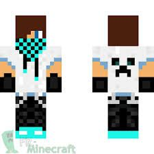Best Minecraft Skins Images On Pinterest Minecraft Ideas Brain - Skin para minecraft pe pc