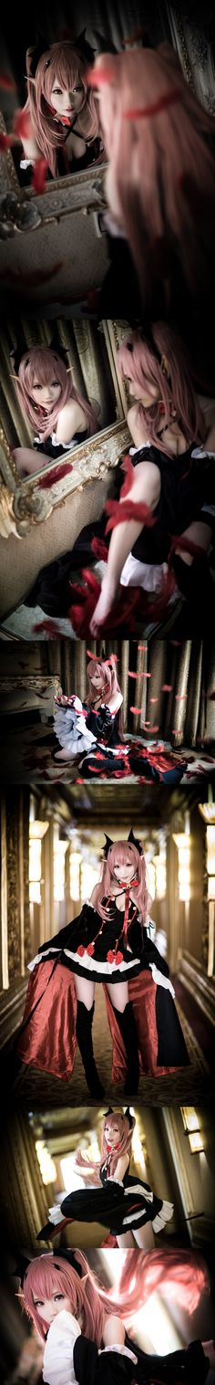 Seraph of the End,Anime Cosplay,Anime,аниме