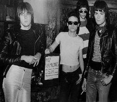 #Ramones origins, 1974.