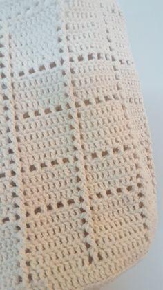 Bag Pattern Free, Crochet Basket Pattern, Easy Crochet Patterns, Crochet Clutch, Crochet Handbags, Crochet Purses, Cute Crochet, Crochet Baby, Knit Crochet