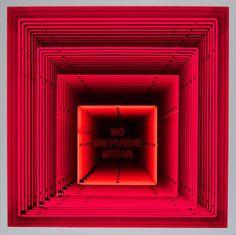 Iván Navarro, 'No Se Puede Mirar,' 2013, Galerie Daniel Templon