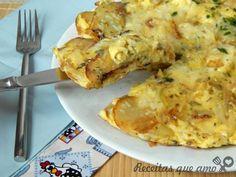 Frittata ou tortilla