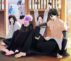 Katana, Touken Ranbu, Pixiv, Sword, Characters, Manga, Illustration, Artwork, Cute