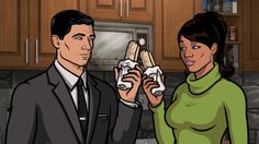 Archer Gets the 'Reignition Sequence""