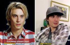 James calling Philip cute boy