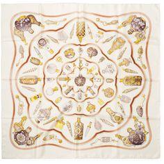 5ea6ebb7a9d0 Hermès Women s Vintage Cream