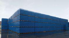 Pepsi Crate Pallets