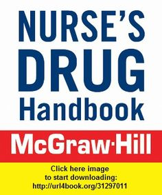 Nurse�s Drug Handbook, iphone, ipad, ipod touch, itouch, itunes, appstore, torrent, downloads, rapidshare, megaupload, fileserve