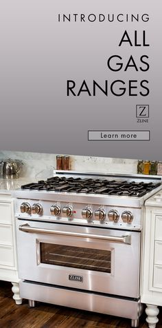 15 Best Stainless Steel Ranges/Range Tops/Drop-Ins images in ...