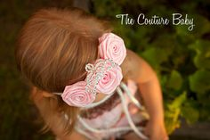 Perfectly Princess Headband from The Couture Baby