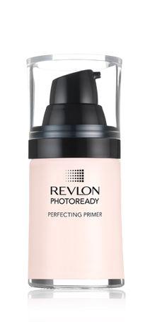 Revlon Photoready Primer + Revlon Photoready airbrush mousse = pretty all day long!