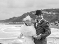 https://flic.kr/p/NvfkNC   Sarah & Duncan   Wedding of Sarah & Duncan Oct 2016.  Shot taken on Cromer Pier, Norfolk, UK (c)John Newstead working with Simon Watson Photography