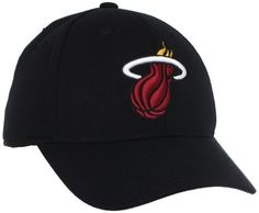 NBA Miami Heat Structured Flex Fit Hat by adidas.  17.99. 97% Acrylic Wool f6d1711e0