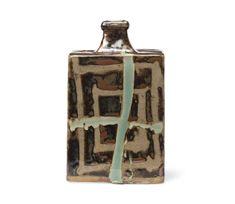 Shoji Hamada (1894 - 1978) Christie's Japanese and British 20th Century Studio Ceramics