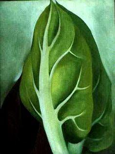 Georgia O'Keeffe   Georgia O´Keeffe   Fruit and Veg