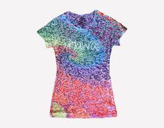 "Womens ""Maui Burnout Psycho T-Shirt"" $26+FREE SHIPPING   Shop Now --> http://hawaiiapparel.com/shop/womens-phsyco-t-shirt/"