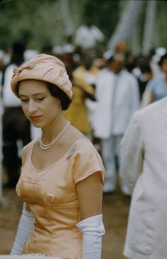 Princess Margaret In East Africa  Photographer:Mark Kauffman