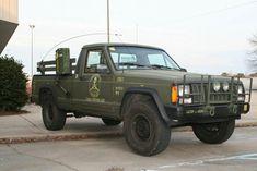 Prepper truck