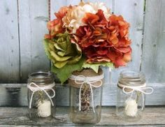 26 Super Ideas Wedding Decorations On A Budget Rustic Shabby Chic Mason Jars Recycled Wedding Decorations, Wedding Decorations On A Budget, Paper Decorations, Wedding Ideas, Newspaper Flowers, Wedding Centerpieces Mason Jars, Fall Mason Jars, Flowers For Sale, Fall Wedding Bouquets