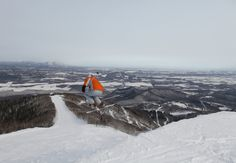 Perfect skiing awaits at Club Med Hokkaido, where soft powder and great runs allow for skiers to pull out all stops and fly down the mountain - all with idyllic views of the ski domain.