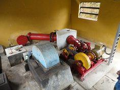 Hidroturbina Michell Banki 55Kw