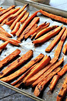 wild crispy baked sweet potato fries with chipotle lime aioli crispy ...