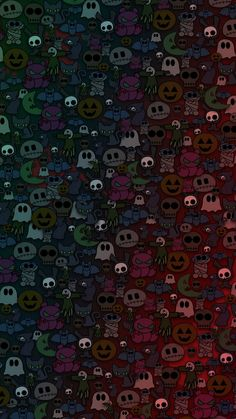 ↑↑TAP AND GET THE FREE APP! Hard Men's World Art For Guys Halloween Scary Pattern Dark Cool HD iPhone 6 Wallpaper