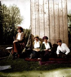 Tsarskoe Selo (Tsar's Village)1917  Now known as Pushkin........