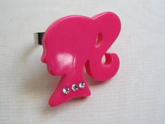 Really cute Hot pink Barbie adjustable ring by Craftswithchrissie, £4.50