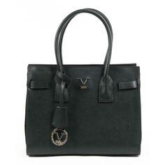 f3932146b37 Green ONE SIZE Versace 19.69 Abbigliamento Sportivo Srl Milano Italia  Womens Handbag VE08 DARK GREEN