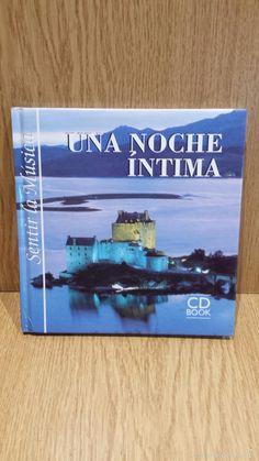 SENTIR LA MÚSICA. UNA NOCHE ÍNTIMA. CD-BOOK - 11 TEMAS /CALIDAD LUJO.
