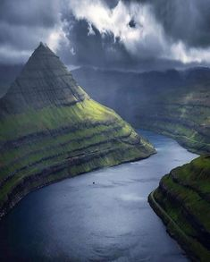 Credit by Instagram >>> ©dope4travel & ©patheight Places To Travel, Places To See, Travel Destinations, Beautiful World, Beautiful Places, Passport Pictures, The Sky Is Falling, Falling Apart, Fjord