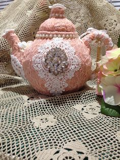 Altered teapot