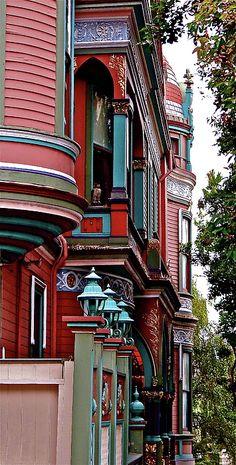 San Francisco Abstract by Ira Shander