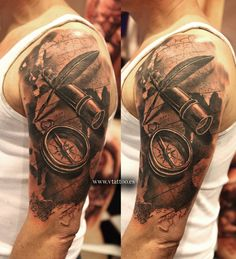 Tattoo by Miguel Bohigues   http://www.vtattoo.es