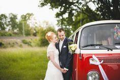 nice vw bus #wedding #love #vwbus #bridalcouple
