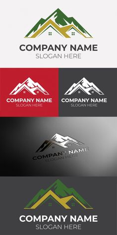 MOUNTAIN LOGO FREE VECTOR TEMPLATE Free Logo Templates, Mountain Logos, Great Logos, Mockup, Vector Free, How To Memorize Things, Awesome Logos, Miniatures, Model