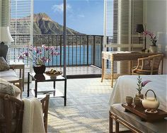 Suite with a View of Waikiki Beach