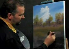 How to Oil Paint - Oil Painting lesson 2 with Michael Thompson - Video Lessons of Drawing & Painting