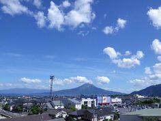 20141年7月16日 梅雨明けの桜島