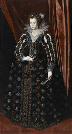 Anne Catherine of Brandenburg (1575 –1612) Qeen-consort of Denmark and Norway from 1597 to 1612