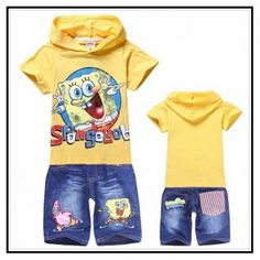 Spongebob Baby Clothes