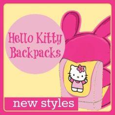 hello kitty backpacks