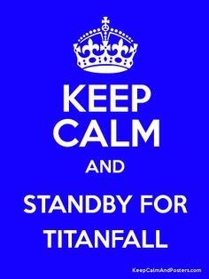 Titanfall!!