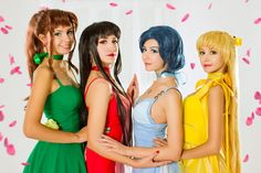 Sailor Princesses #cosplay #moon #princess