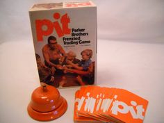 parker brothers Pit Game still have one of these rowdy games Spoiled Child, Super Fun Games, Old Board Games, Thanks For The Memories, The Good Old Days, Game Night, News Games, Cool Toys, Trading Cards