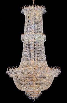 Foyer Crystal chandelier 93977 foyer / 93977
