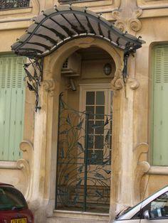 https://flic.kr/p/8ngdtk | 33 rue du Champs-de-Mars, ParisVIIe - Architecte Octave Raquin | Immeuble primé au concours de façades 1901